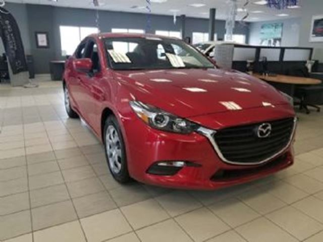 2018 MAZDA MAZDA3 GX Convenience Package in Mississauga, Ontario