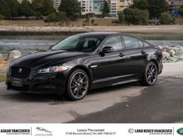 2015 JAGUAR XF S 3.0 L V6 SUPERCHARGED, AWD Sport in Mississauga, Ontario