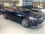 2018 Mercedes-Benz C-Class C300 4Matic Convertible Sport Package in Mississauga, Ontario