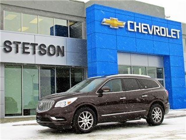 2015 BUICK ENCLAVE Leather in Drayton Valley, Alberta