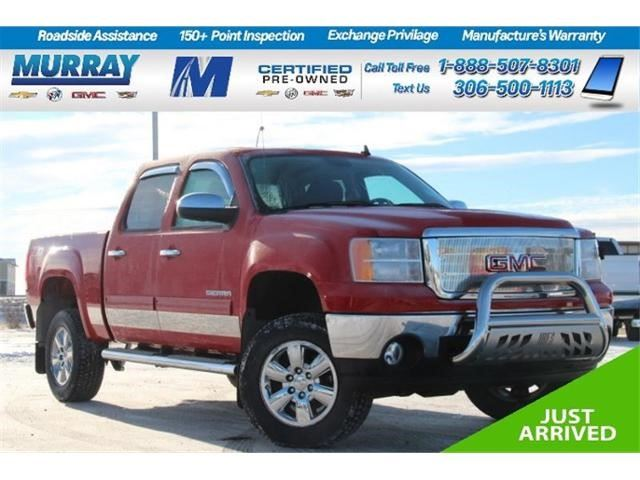 2012 GMC Sierra 1500 SLE in Moose Jaw, Saskatchewan