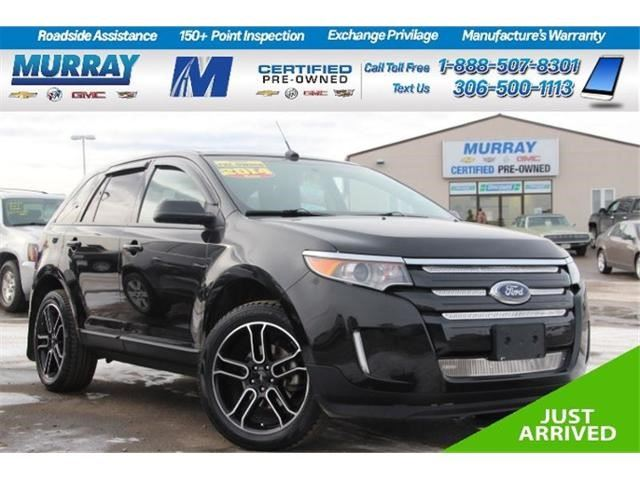 2014 Ford Edge SEL in Moose Jaw, Saskatchewan