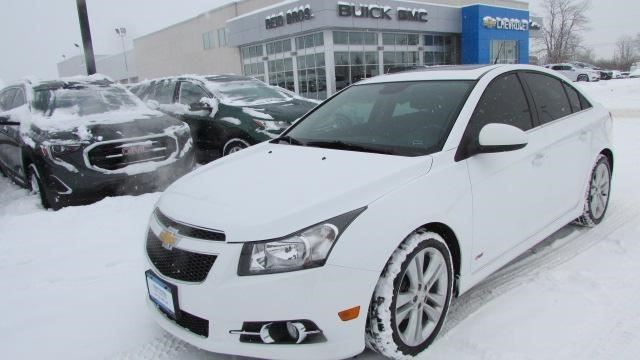 2013 Chevrolet Cruze LT Turbo in Arnprior, Ontario