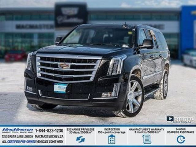 2017 CADILLAC Escalade ESV Premium Luxury in London, Ontario