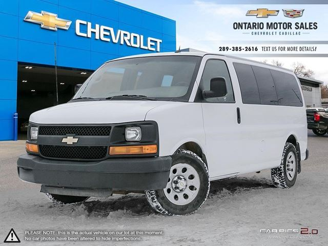 2012 CHEVROLET EXPRESS 1500 LS in Oshawa, Ontario
