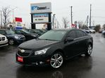 2014 Chevrolet Cruze 2LT RS ONLY $19 DOWN $54/WKLY!! in Ottawa, Ontario