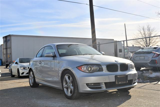 2008 bmw 1 series 128i leather sunroof heated seats alloys silver nawab motors. Black Bedroom Furniture Sets. Home Design Ideas