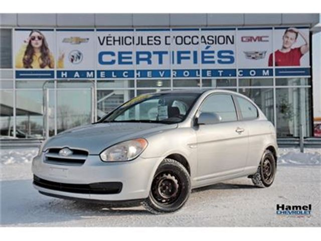 2007 Hyundai Accent SR in Montreal, Quebec