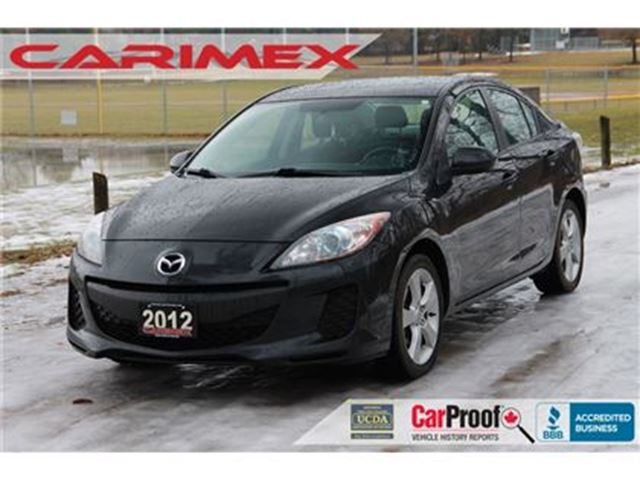 2012 MAZDA MAZDA3 GS-SKY Heated Seats   AC    Power Windows   CERTIF in Kitchener, Ontario