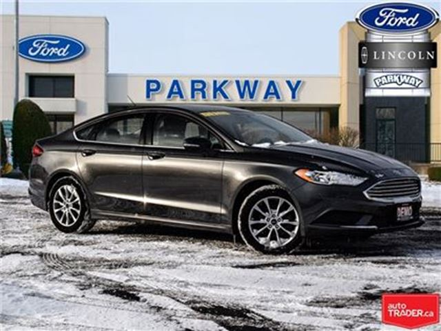 2017 FORD FUSION SE FWD  DEMO  $191 BIWEEKLY $0 DOWN! in Waterloo, Ontario