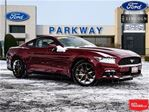 2017 Ford Mustang EcoBoost Premium  DEMO  $255 BIWEEKLY $0 DOWN! in Waterloo, Ontario