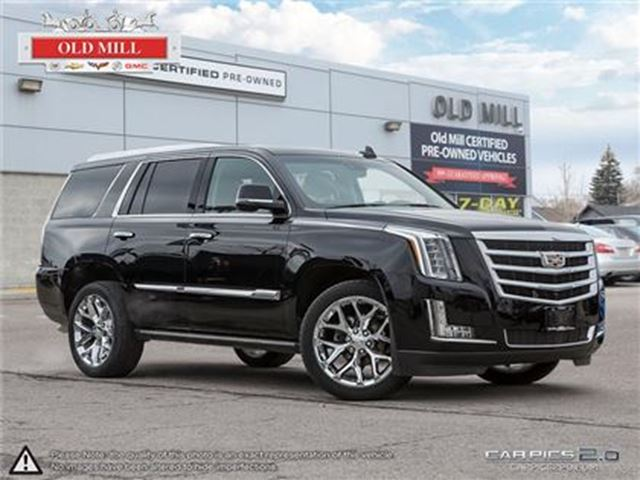 2016 Cadillac Escalade Premium Collection in Toronto, Ontario