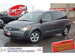 2007 Nissan Quest 3.5 S HEATED SEATS DUAL CLIMATE ONLY $58 B/W O.A.C in Ottawa, Ontario