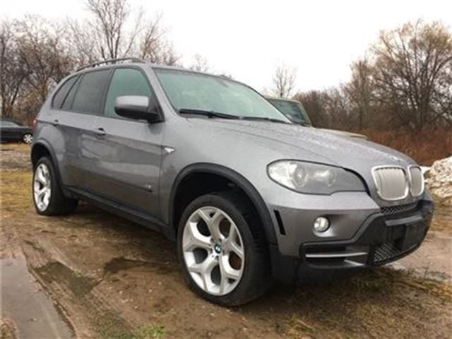 2007 BMW X5 4.8i   AS IS   Clean in Brantford, Ontario