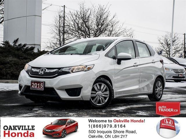 2015 HONDA FIT LX CVT in Oakville, Ontario