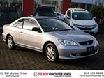 2004 Honda Civic Coupe DX 4AT in Vancouver, British Columbia