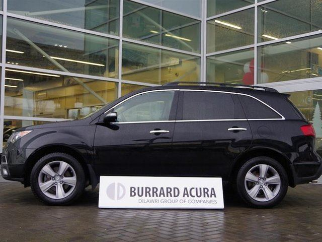 2013 ACURA MDX 6sp at in Vancouver, British Columbia