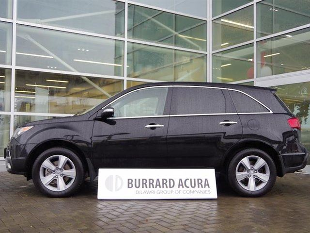 2012 ACURA MDX Tech 6sp at in Vancouver, British Columbia