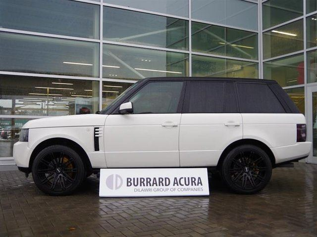 2010 LAND ROVER RANGE ROVER Supercharged (SC) in Vancouver, British Columbia