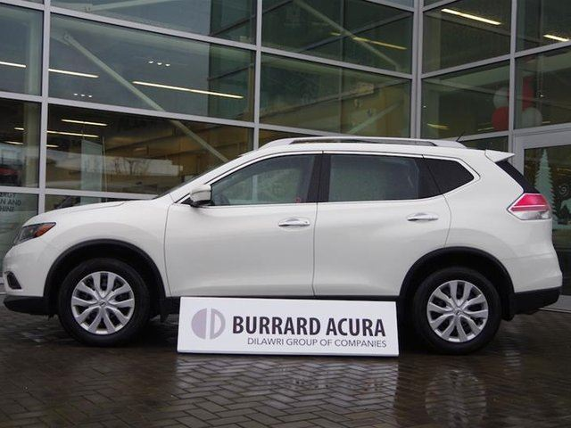 2014 NISSAN ROGUE S AWD CVT in Vancouver, British Columbia