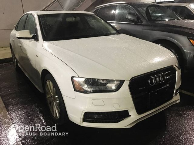 2016 AUDI A4 4dr Sdn Auto Progressiv plus quattro NAVIGATION in Vancouver, British Columbia