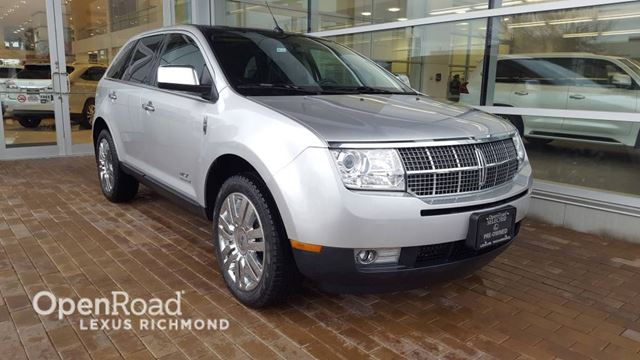 2009 LINCOLN MKX LIMITED ED in Richmond, British Columbia