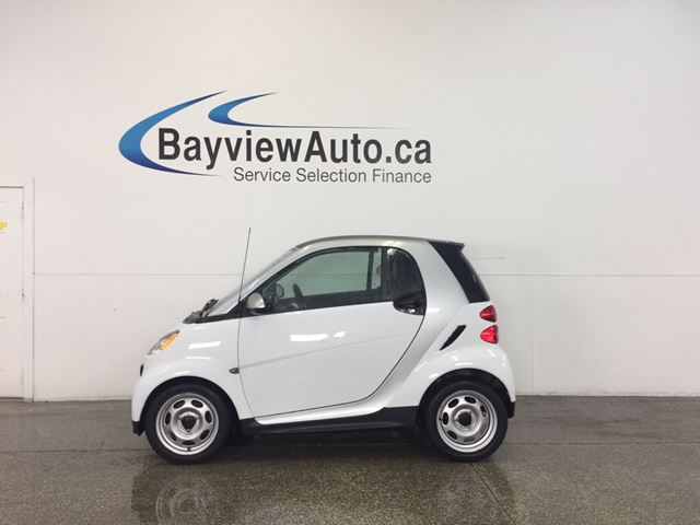 2013 SMART FORTWO - KEYLESS ENTRY|A/C|BLUETOOTH|LOW KM! in Belleville, Ontario