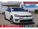 2016 Volkswagen R32 2.0 TSI *ONE OWNER*LOCAL BC CAR* in Surrey, British Columbia