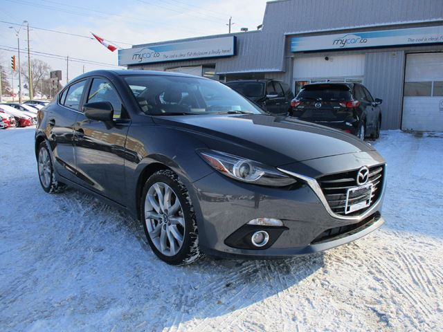 2014 MAZDA MAZDA3 GT-SKY in Kingston, Ontario
