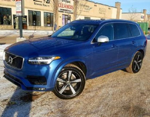 2017 VOLVO XC90 T6 R-Design AWD ~LOADED~ in Mississauga, Ontario