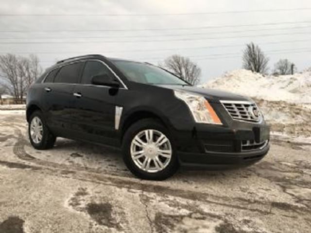 2016 CADILLAC SRX SRX Front Wheel Drive in Mississauga, Ontario