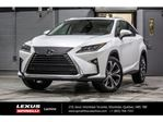 2017 Lexus RX 350 Luxury Package GPS TAG 3M Winter Tires in Mississauga, Ontario