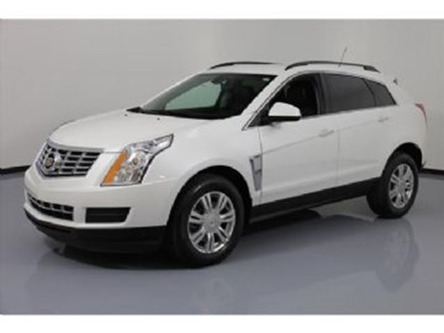 2015 CADILLAC SRX Luxury Front Wheel Drive in Mississauga, Ontario