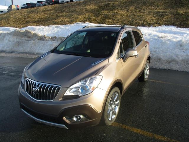2014 Buick Encore Premium in St John's, Newfoundland And Labrador