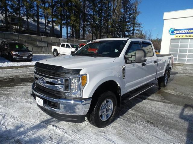2017 Ford F-350  King Ranch in Salmon Arm, British Columbia
