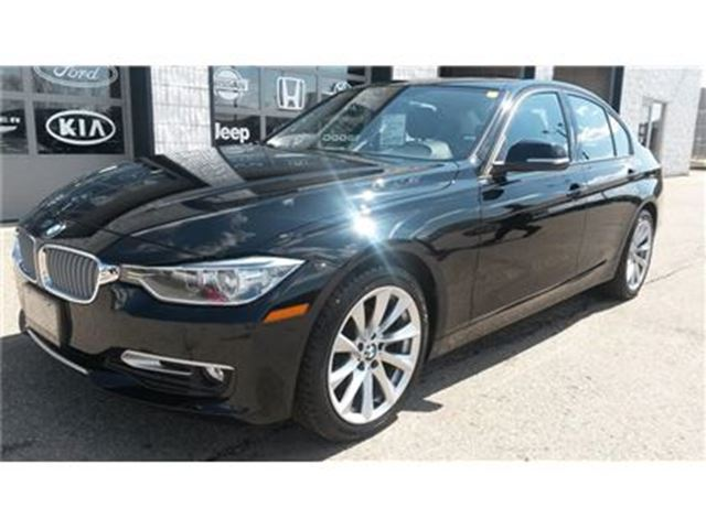 2013 BMW 3 SERIES i xDrive (A8) 175. Bi Week 0 Down in Guelph, Ontario