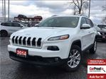 2014 Jeep Cherokee NORTH**4x4**HEATED SEATS**BLUETOOTH** in Mississauga, Ontario