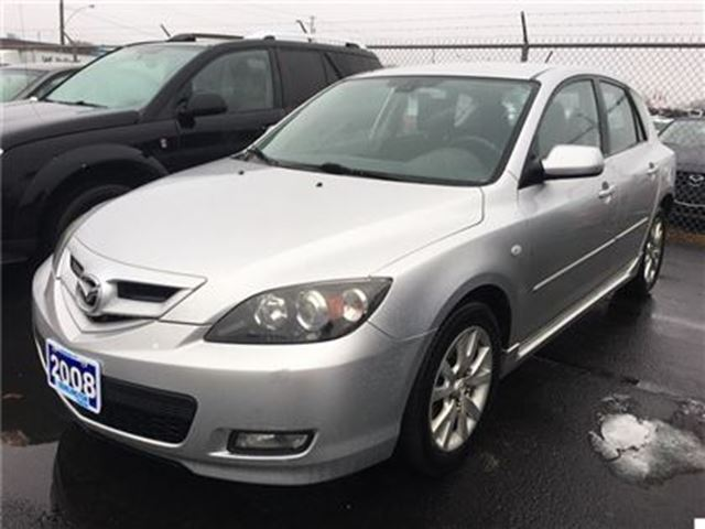 2008 MAZDA MAZDA3 GS LTD Avail in Burlington, Ontario