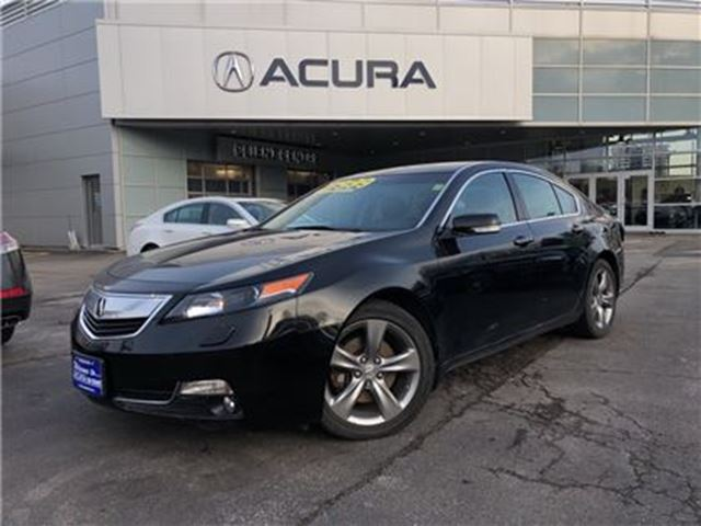 2014 ACURA TL 6SPEED   ONLY42000KM   AWD   1OWNER   NOACCIDENTS in Burlington, Ontario