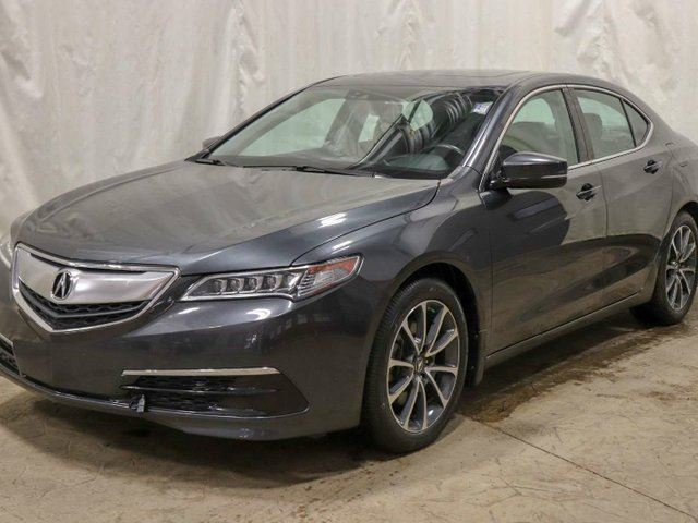 2015 ACURA TLX Tech SH-AWD w/ Leather, Navigation, Sunroof in Edmonton, Alberta