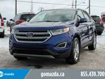 2015 Ford Edge Titanium AWD LEATHER NAVI PANO ROOF ACCIDENT FREE in Edmonton, Alberta