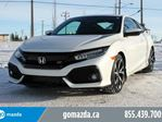 2017 Honda Civic Si FULLY LOADED 360 CAM 1 OWNER ACCIDENT FREE in Edmonton, Alberta