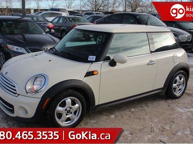 2011 MINI COOPER **$118 B/W PAYMENTS!!! FULLY INSPECTED!!!!** in Edmonton, Alberta