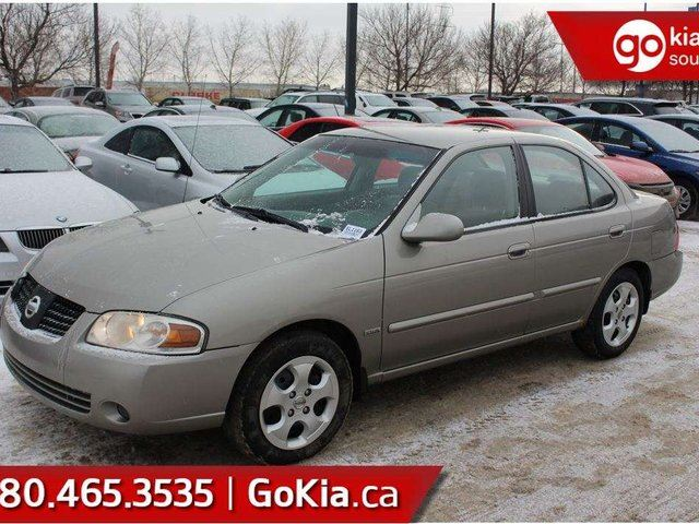 2005 NISSAN Sentra **$64 B/W PAYMENTS!!! FULLY INSPECTED!!!!** in Edmonton, Alberta
