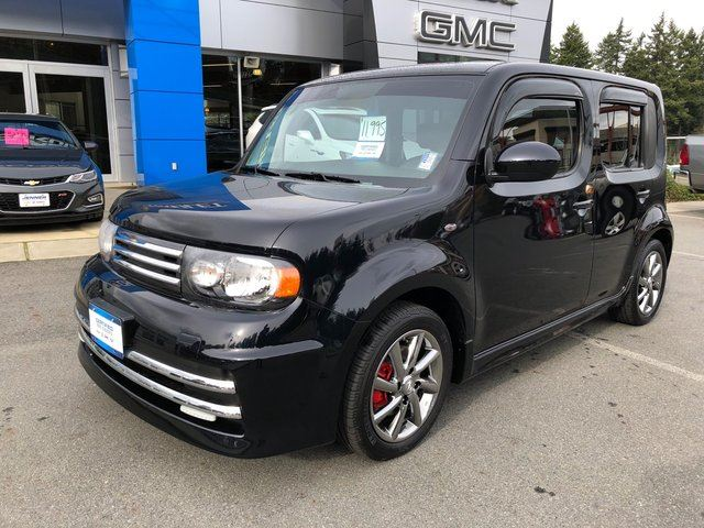 2010 NISSAN CUBE 1.8 Krom in Victoria, British Columbia