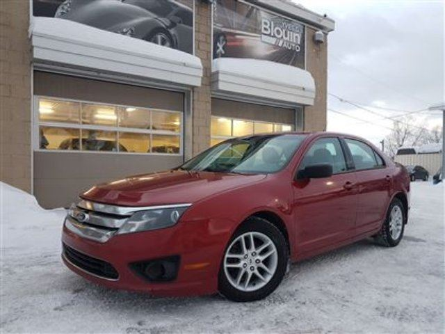 2010 Ford Fusion S in Sainte-Marie, Quebec