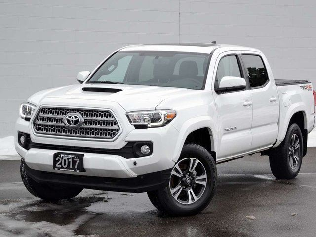 2017 TOYOTA TACOMA TRD Sport Upgrade Manual in Kelowna, British Columbia