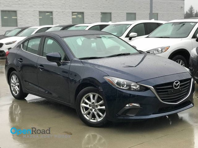 2014 MAZDA MAZDA3 GS-SKY A/T Local One Owner Bluetooth USB AUX Cr in Port Moody, British Columbia