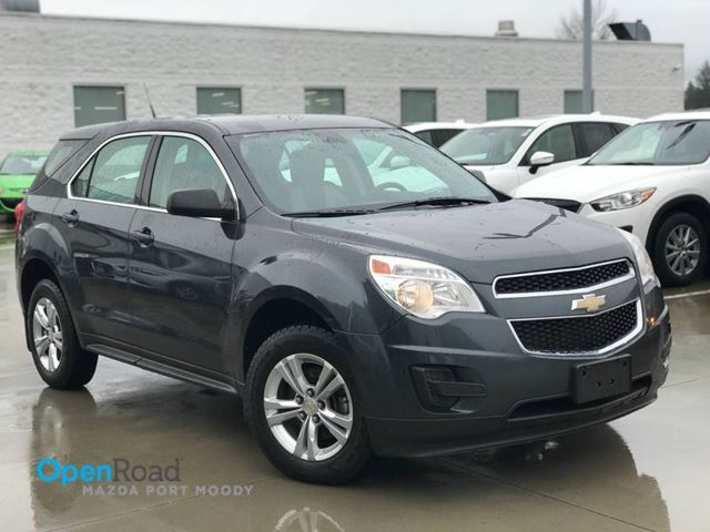 2010 Chevrolet Equinox LS A/T AWD CD Player AUX Cruise Control A/C Pow in Port Moody, British Columbia