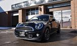 2012 MINI Cooper ONLY 50,000 kms COUPE S MANUAL LEATHER NO ACCID in Mississauga, Ontario